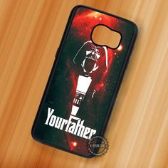 Your Father Darth Vader Star Wars - Samsung Galaxy S7 S6 S5 Note 7 Cases & Covers