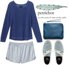 """""""Petrichor"""" by childishlips ❤ liked on Polyvore"""