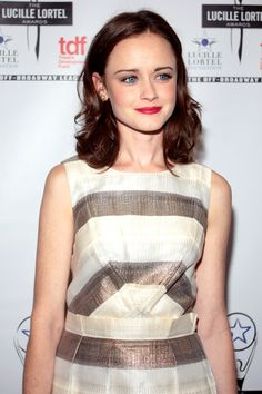 AMAZING news for Alexis Bledel!