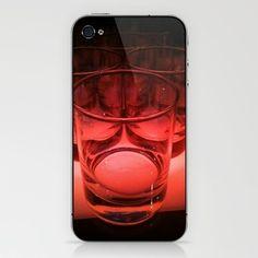Drinks iPhone & iPod Skin by Josj