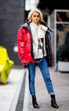 Jaquetas para LACRAR no visual - Moda que Rima