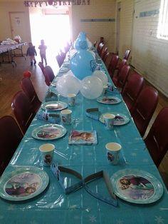 Frozen Children's table
