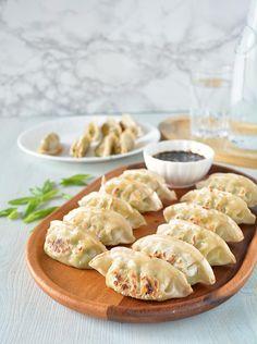 Potsticker Recipe Using Wonton Wrappers