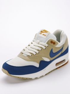 new style bdf21 70a85 Nike Air Max 1 Mens Trainers   Very.co.uk