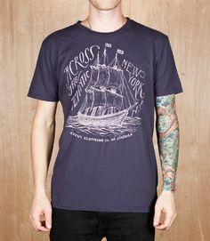 CXXVI Clothing Co. — Ship Ink