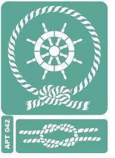 трафарет 042 - зелёный,трафарет,трафареты,Декупаж,материалы для творчества