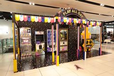 Topshop Oxford Circus transformed into giant playland - Retail Focus - Retail Interior Design and Visual Merchandising