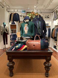 Ralph Lauren Store, Fashion, Moda, Fashion Styles, Fashion Illustrations