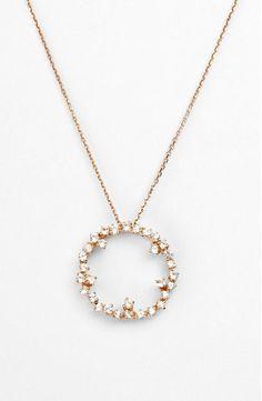 Kalan 'Mini Starburst' Pendant Necklace
