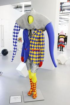 monster fashion exhibit