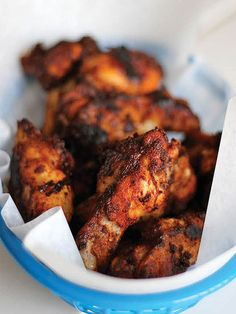 Super Bowl 2015 Recipes   Baked Brown Sugar Chicken Wings