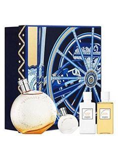 Hermes 'Eau des Merveilles' 4 Piece Set by Hermes  #love @shoppevero @amazon #shoppevero