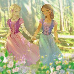 Kawaii Art, Kawaii Anime, Barbie Drawing, Princess And The Pauper, Barbie Images, Barbie Movies, Princess Art, Barbie Dream, Animes Wallpapers