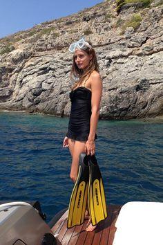 Olivia Palermo's summer diary