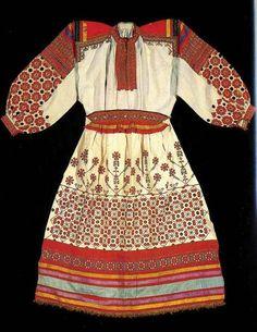 Россия. Женская рубаха.