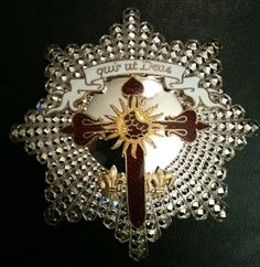 Order of St. Michael of the Wing, Commander Star