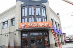 Flying Biscuit - ATLANTA  would have to thank my ex-boyfriend for this introduction....been back quite a few times!