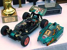 "Masami Hirosaka's Yokomo YZ-870C ""Super Dog Fighter"" - 1989 1:10 off-road 4WD world championship"