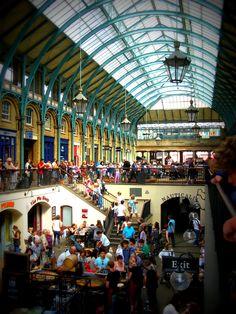 London, England - Covent Garden