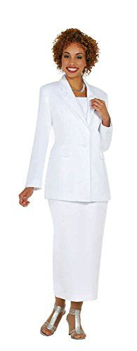 Women's Church Suits, Work Clothes, Choir/Usher/Group Uniform, Plus size Dresses   Women's Church Suits, Work Clothes, Choir/Usher/Group Uniform, Plus size Dresses Yesufashions presents this elegant 2PC. Jacket and Skirt Set. Free White Gloves with purchase. This suit is beautiful! One of the most sold suits this season. Don't miss out! Wear to work, church or any special occasion. This Set is a Full Cut line and runs big. It is important to use the size chart in the attached picture..