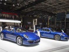 Bazirani na najnovijoj, Seriji 991, Porsche je predstavio coupe i cabrio verzije sa 350 KS i 400 KS za oba modela, dovodeći seriju 911 AWD na ukupno četiri modela.