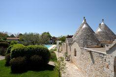 I Trulli - Abate Masseria & Resort **** Hotel nei Trulli, Masseria Puglia