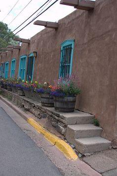 Santa Fe- Canyon Rd.