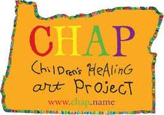 Portland, OR: CHAP brings the healing power of art to sick and chronically ill children to life in 3 ways: In-hospital healing art programs, Art Club and Outreach