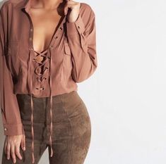 love all this suede and the warm color for fall....would be so cute with black booties and black leather jacket for fall