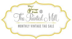 The Vintage Punk at The Painted Mill Sip n Shop sneak peek event! Snag your favorites early, enjoy a Next Sale, Vintage Tags, Upcoming Events, Repurposed, Decorative Plates, Punk, Painting, July 24, Facebook