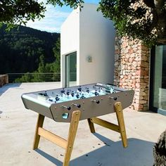 Outdoor table football Debuchy by Toulet
