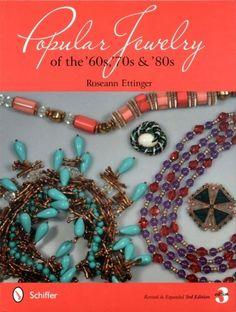 Popular Jewelry of the  60s,  70s &  80s (Paperback), 9780764338069, ETTINGER, .
