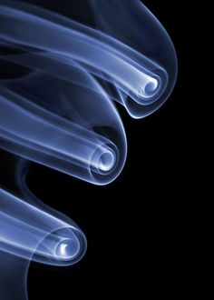 Photographer Thomas Herbrich Took 100,000 Smoke Plume Photos Looking for Unexpected Shapes smoke
