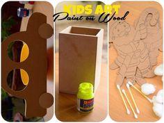 http://thepracticalmomblog.blogspot.in/2015/02/kids-art-paint-on-wood.html