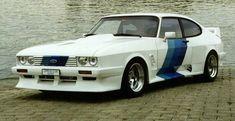 Ford Capri 2.8 I Turbo RM 1982