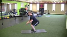 Fusion Home Fitness: The Squat