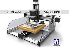 OpenBuilds C-Beam Machine Build