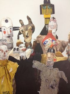 Paul Klee Puppets ma