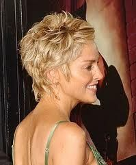 short shag hairstyles - Google Search
