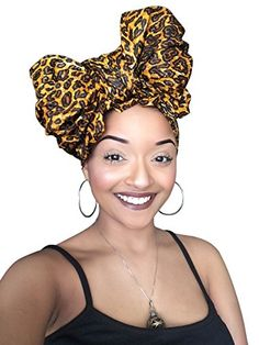 Empress African Print Headwrap * You can find out more details at the link of the image.(This is an Amazon affiliate link and I receive a commission for the sales)