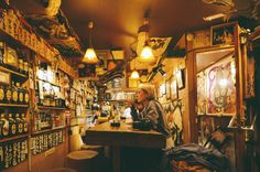 Tokyo's tiniest drinking dens: a guide to Golden Gai - Shinjuku, Tokyo, is known for skyscrapers, seedy nightlife, suited businessmen and a time-warped tumble of bars called Golden Gai. This perennial haunt of Tokyo's salarymen has been getting a lot more international attention lately – …