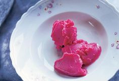 Cranberry Sorbet Recipe | Leite's Culinaria