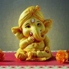 Clay Ganesha, Lord Ganesha, Shri Ganesh, Ganesha Art, Durga, Lord Shiva, Ganesh Chaturthi Status, Ganesh Chaturthi Images, Ganesh Images
