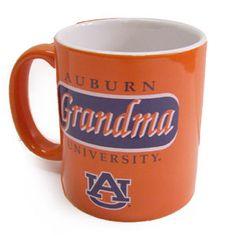 Don't forget your Auburn Grandma