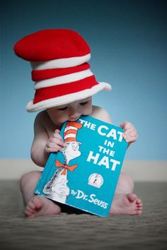 Seuss, you're going to love this mom's DIY Cat in the Hat themed party! Plus, you'll learn a few tips to help plan your next family cruise. Dr Seuss Party Ideas, Dr Seuss Birthday Party, First Birthday Parties, Birthday Party Themes, Birthday Ideas, Twin First Birthday, Baby Birthday, Birthday Month, Book Bebe