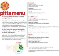 vata menu Archives - HeyMonicaB | HeyMonicaB