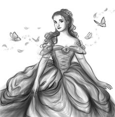 Dim Draws - Part one of some Disney Princess sketches that I. Animation Film, Disney Animation, Disney Art, Disney Pixar, Disney Princess Sketches, Snow White 1937, Disney Animated Films, Beautiful Love Stories, Beauty And The Beast