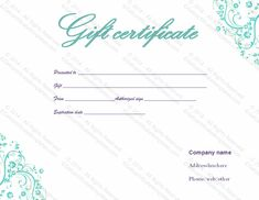 Black gift certificate design gift card certificate template black gift certificate design gift card certificate template giftcertificatetemplate beautiful printable gift certificate templates pinterest yadclub Gallery