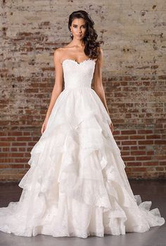 Justin Alexander Signature 9859 - Available at Stella's Bridal & Evening Collections