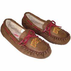 USC Trojans Ladies Kenai Slippers